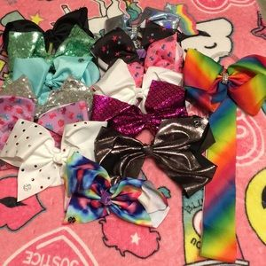 Other - Jojo Siwa bows - lot of 14